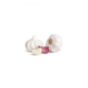 Organic garlic Farmed by Nature
