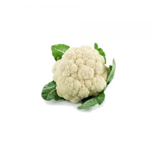 Organic cauliflower Farmed by Nature