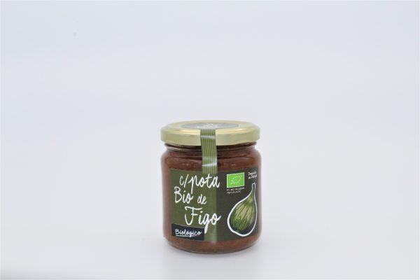 Farmed by nature. Fig Jam
