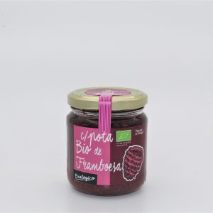 Farmed by nature. raspberry jam