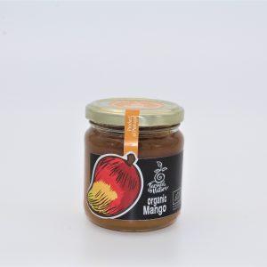 Mango jam. Farmed by nature