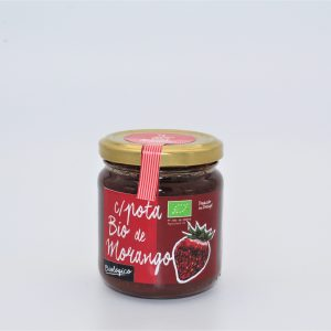 Organic strawberry Jam, Farmed by nature